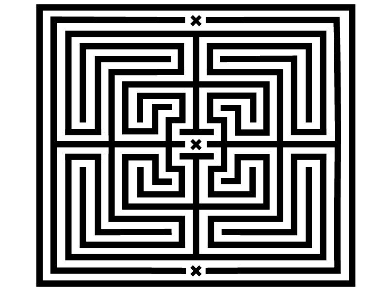 Labyrinth Maze Puzzle – Labyrimaze